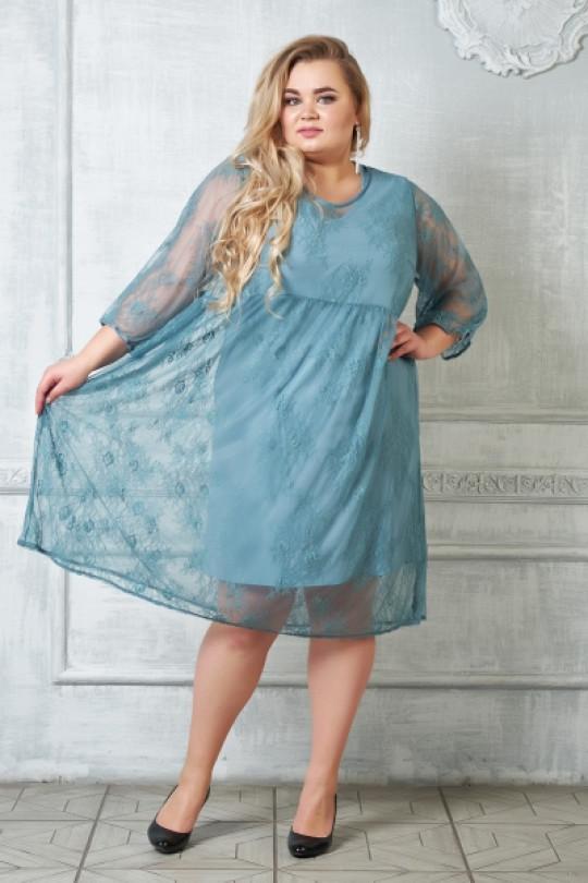 Нарядное летнее платье Арт. 1180