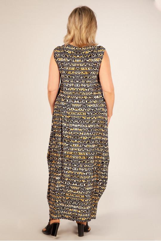 Лёгкое платье в стиле «бохо» Арт. 970