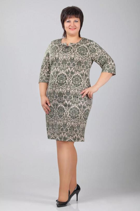 Нарядное платье большого размера. Турция. Арт. 603