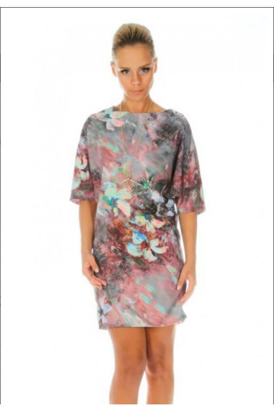 Нарядное платье большого размера. Турция Арт. 621