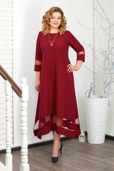 Яркое нарядное платье Арт. 929
