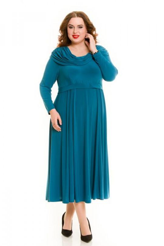 Нарядное платье с длинным рукавом Арт. 1047