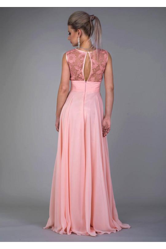 Вечернее платье с завышенной талией Арт. 920
