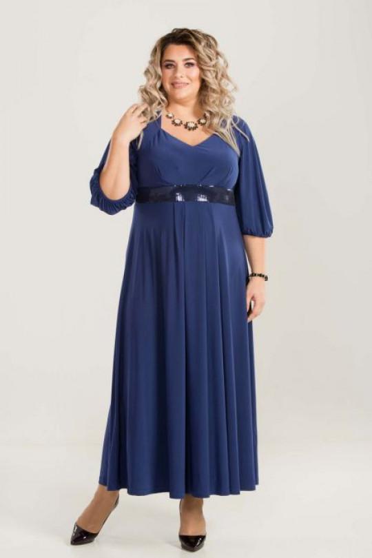Вечернее платье в стиле ампир большого размера Арт. 1048