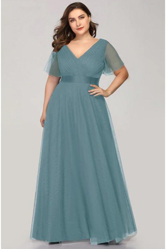 Вечернее платье большого размера  Арт. 1290