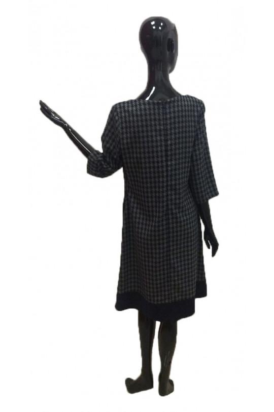 Повседневное платье большого размера. Турция. Арт . 601